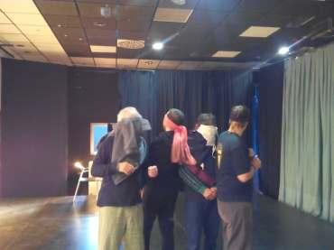 1º Curso de teatro del oprimid@ I
