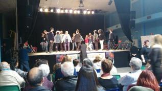 Espectáculo de Teatro Foro