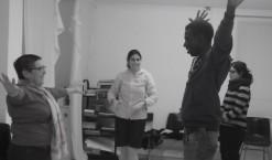 Ensayos de Mundos del día a día: Teatro Foro